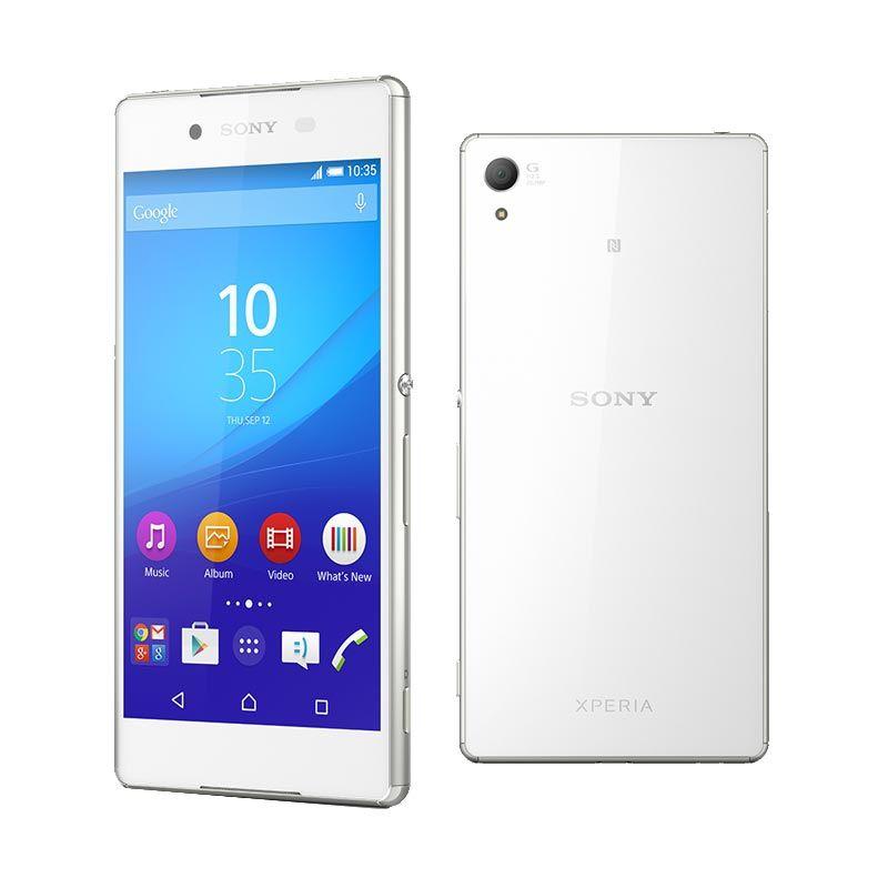Sony Xperia Z3 Plus Putih Smartphone