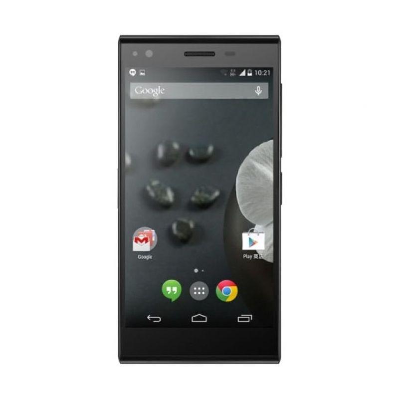 ZTE Blade Vec Pro 4G Hitam Smartphone [8 GB]