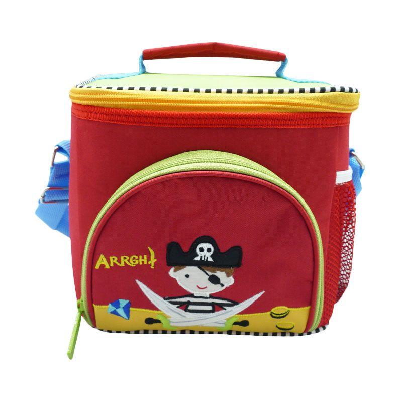 Char & Coll Lunch Bag Terry - Captain Kidd Tas Makan