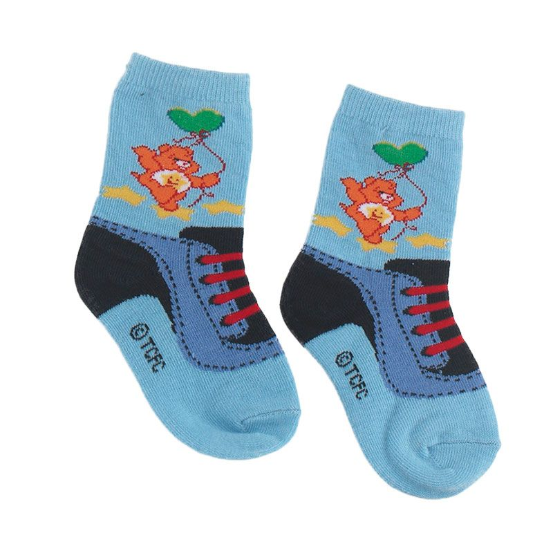 Care Bears CB002B Biru Kaos Kaki