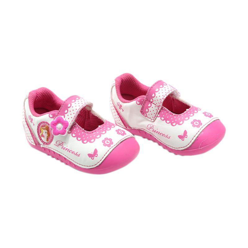 Disney Cinderella Baby Pink Sepatu Anak Perempuan
