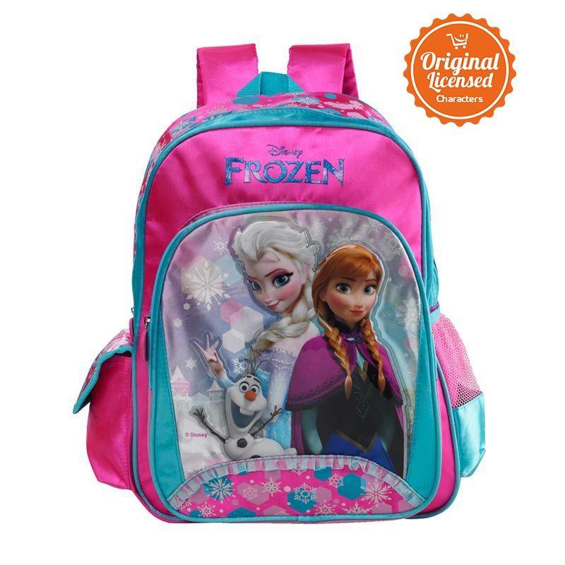 Disney Frozen Pink Tas Ransel Anak