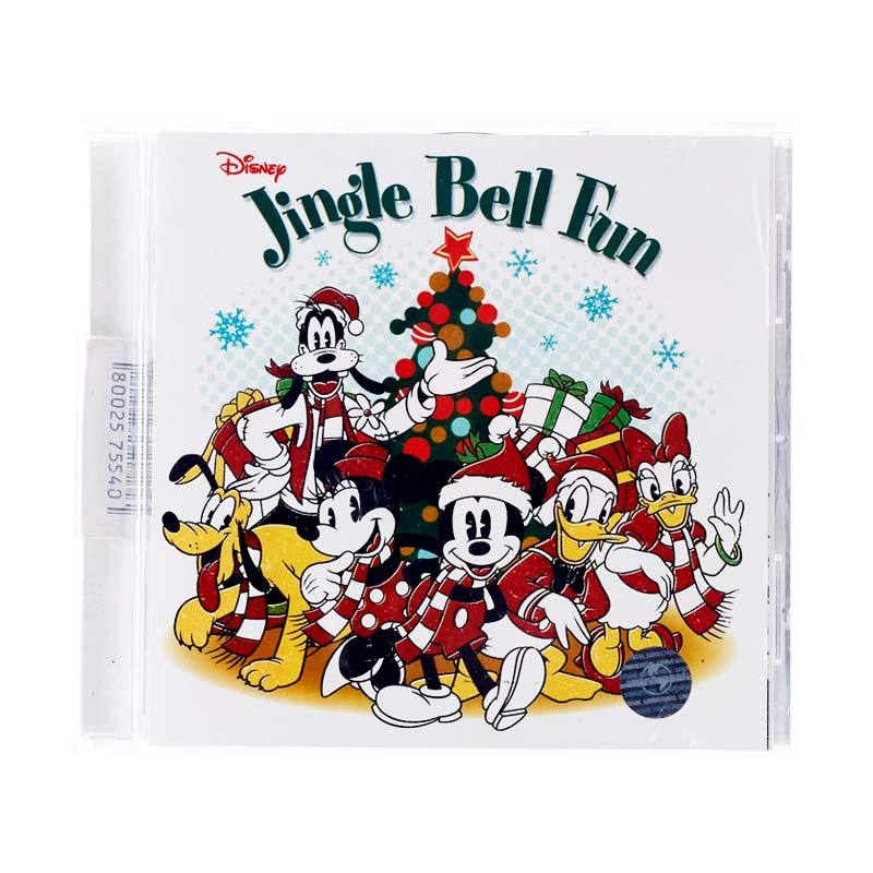 Disney Jingle Bell Fun Album