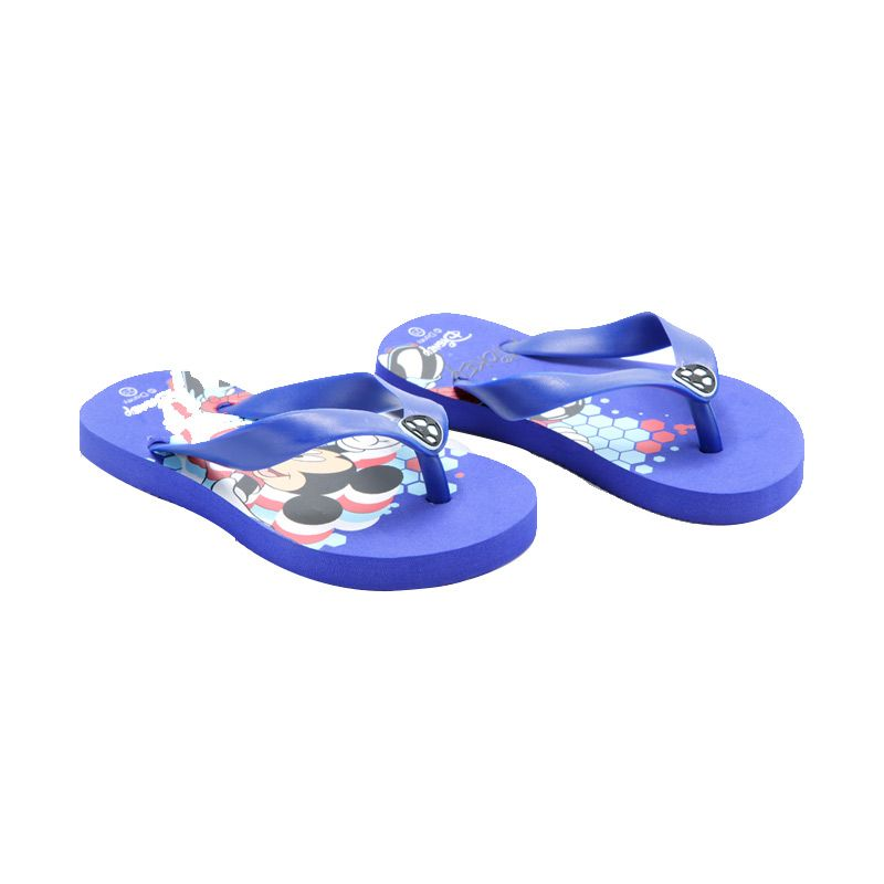 Disney Mickey Mouse Royal Blue Sandal Anak