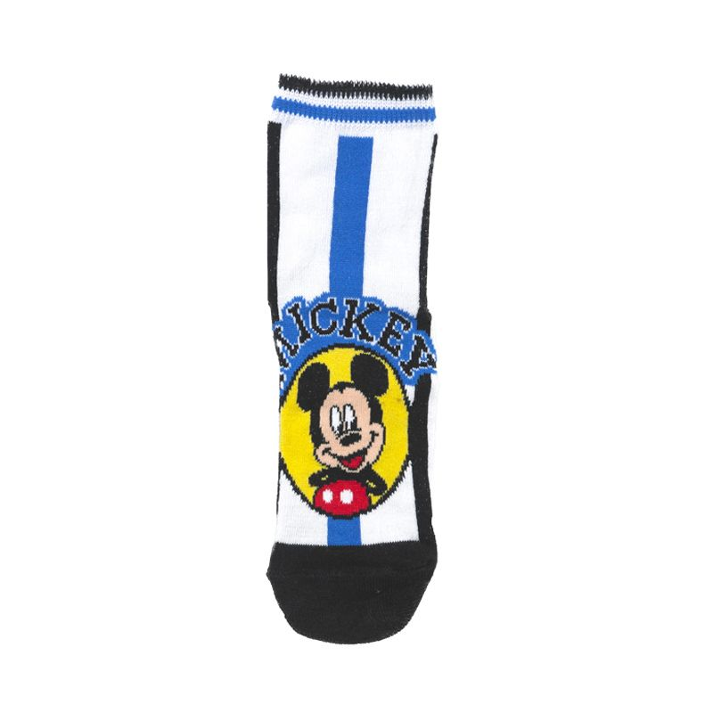 Disney Mickey Mouse Selfie Blue Kaos Kaki (13-16)