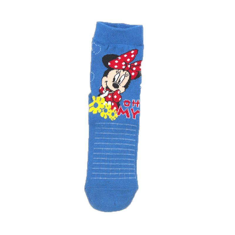 Disney Minnie Mouse Oh My Blue Kaos Kaki