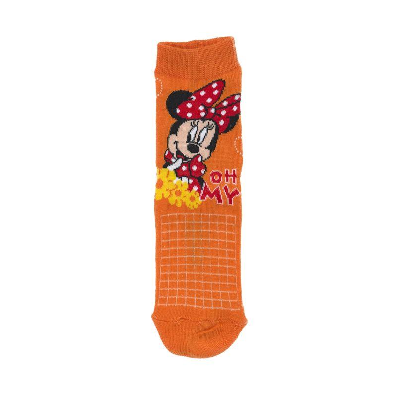Disney Minnie Mouse Oh My Orange Kaos Kaki