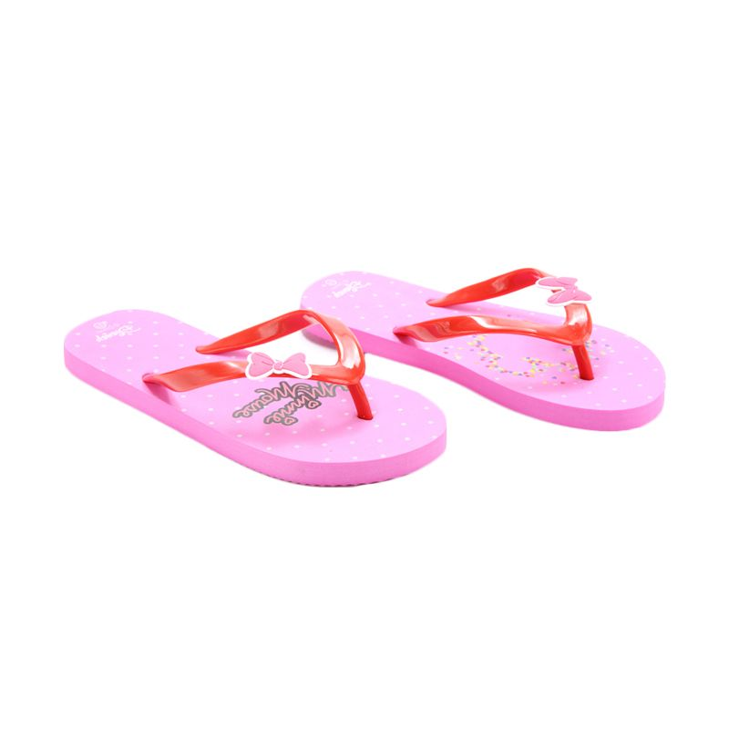 Disney Minnie Mouse Pink Sandal Anak