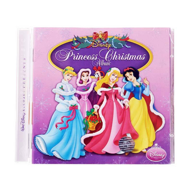 Disney Princess Christmast Album