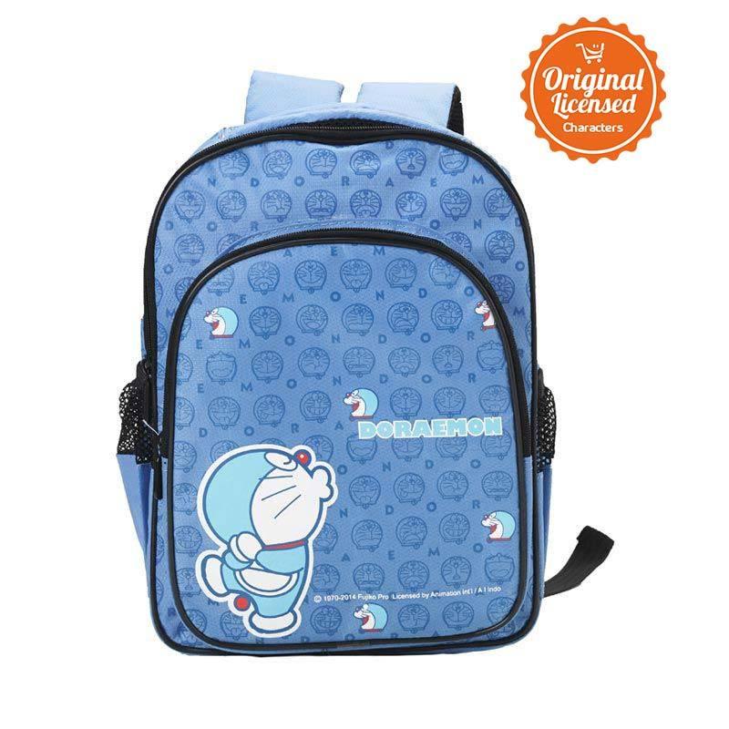 Doraemon Ruscack Blue Tas Ransel Anak [M]