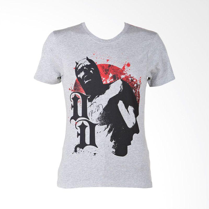 Extreme Daredevil Misty Grey Baju Atasan Anak