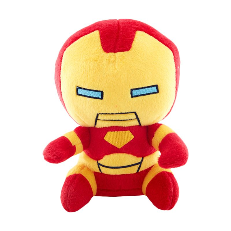 Marvel Plush Iron Man Boneka [10 Inch]