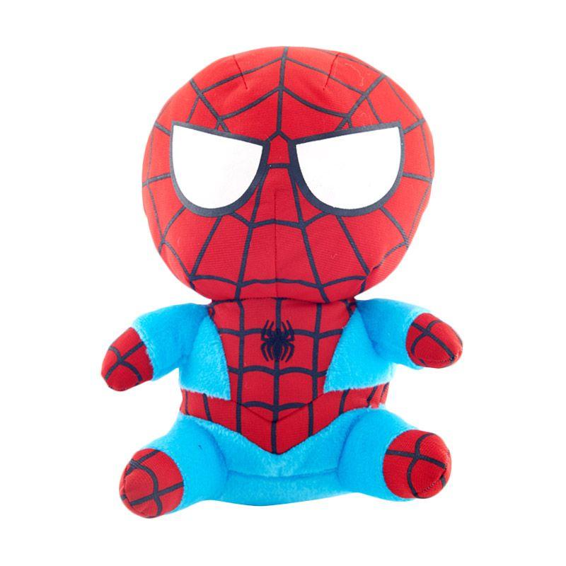 Marvel Plush Spiderman Boneka [10 Inch]
