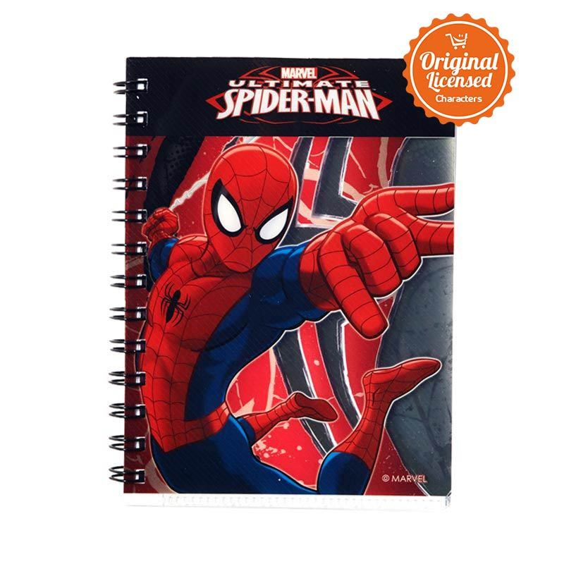 Marvel Spider-Man B6 Note Book