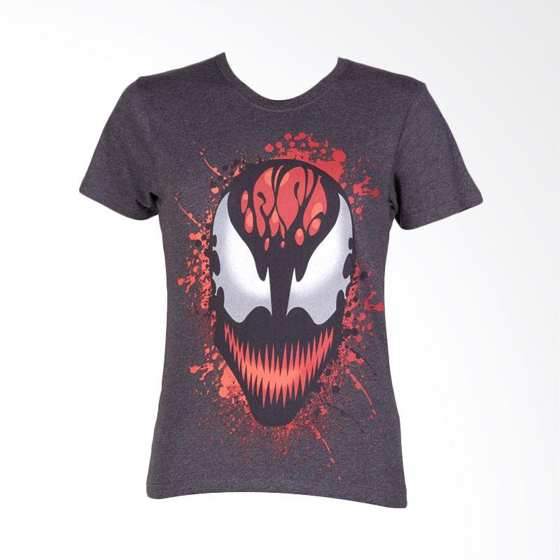 Spider-Man Carnage Misty Grey Kaos Anak Pria