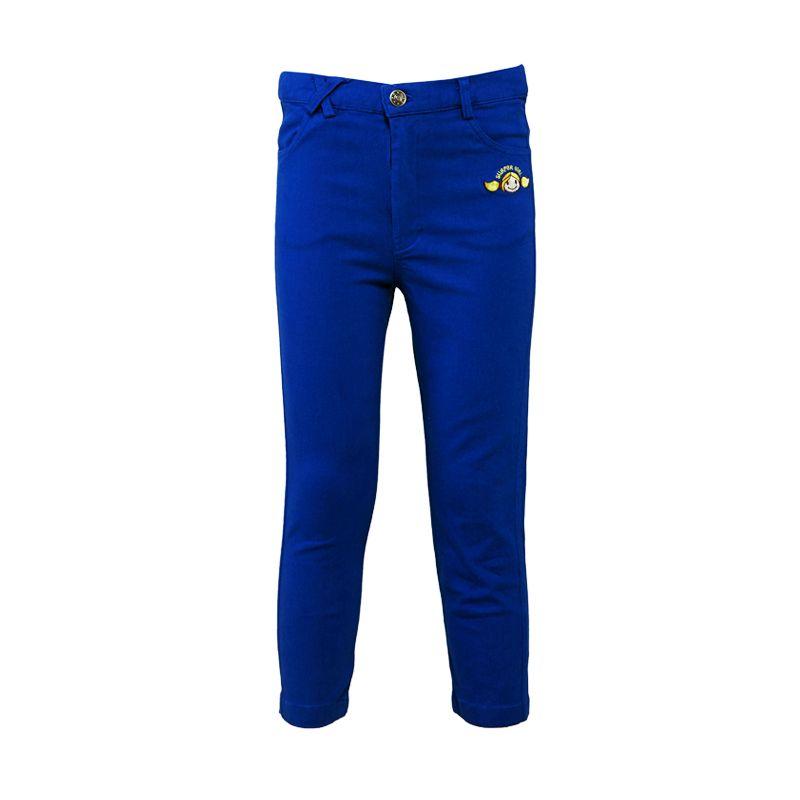Surfer Girl Junior Mori Bottom Woven Blue Celana Anak Perempuan