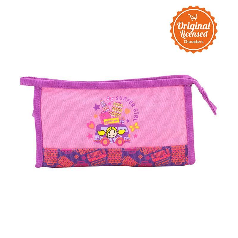 Surfer Girl Pink Tempat Pensil