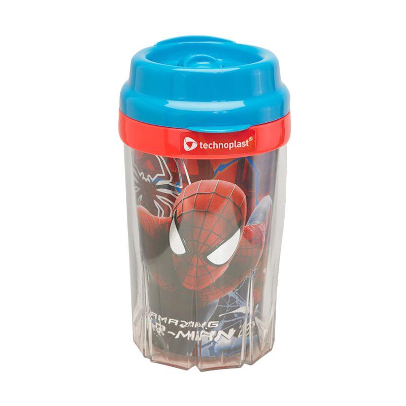 The Amazing Spider-Man Metalic Double Wall Botol Minum [425 mL]