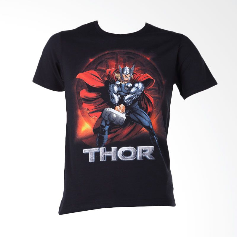 The Avengers Thor Black Baju Atasan Anak