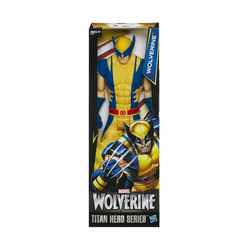 Hasbro Titan Hero Series Wolverine Action Figure