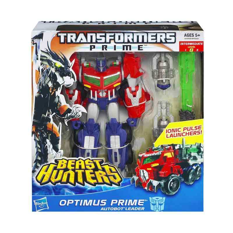 Hasbro Transformers Prime Beast Hunters Voyager Class