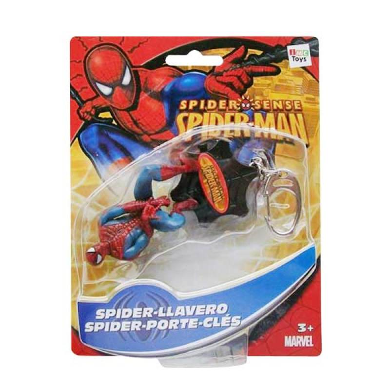 IMC Toys Marvel Spider-Man Key Chain