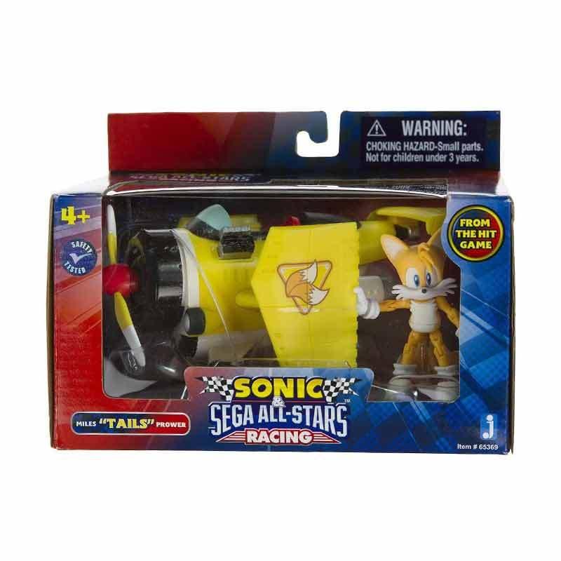 Jazwares Sonic Sega All-Stars Racing Miles