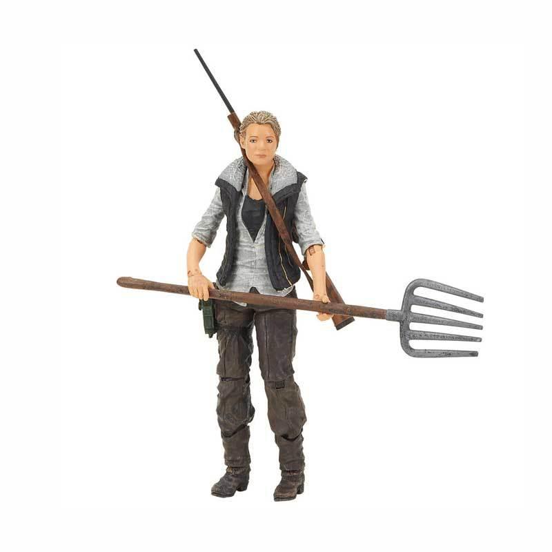 harga McFarlane The Walking Dead Andrea Action Figure Blibli.com