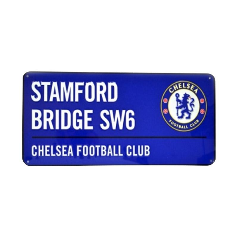 harga Chelsea Street CL Sign Sign Board Pajangan Blibli.com