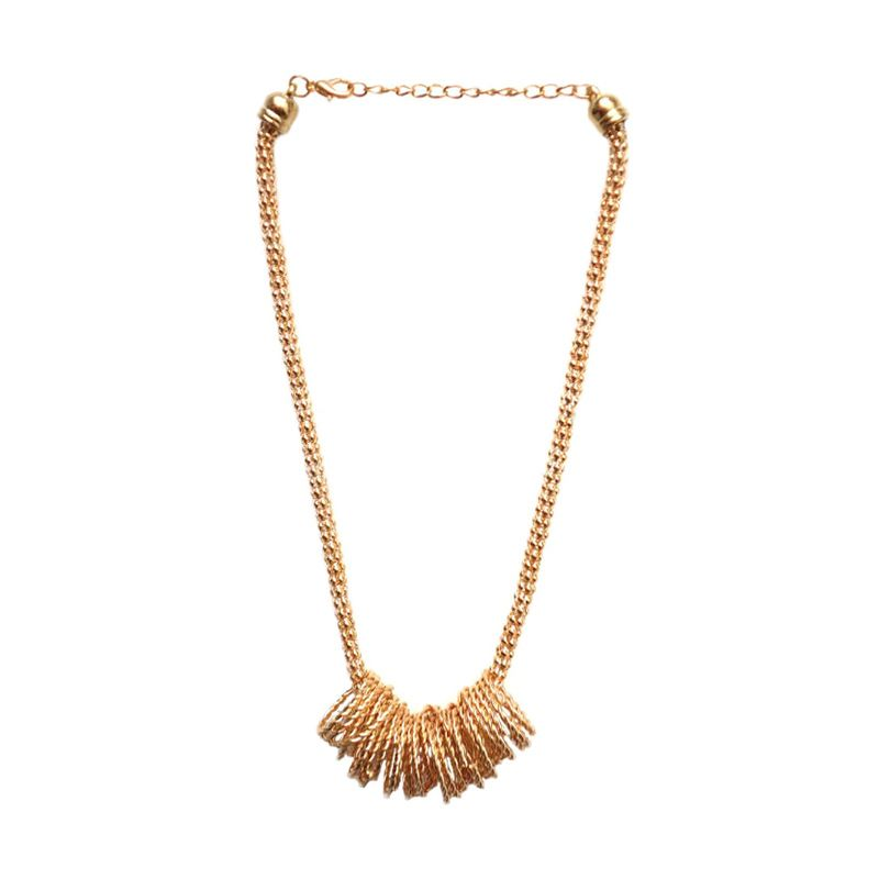 Cherise Paxton Elise Style Gold Kalung
