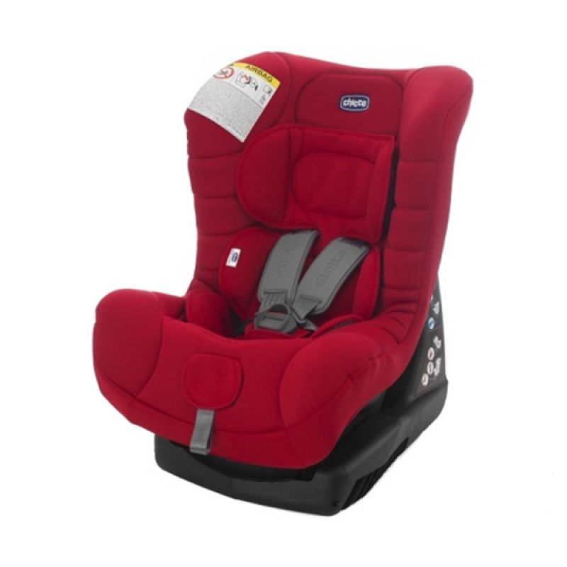 Chicco Car Seat Red