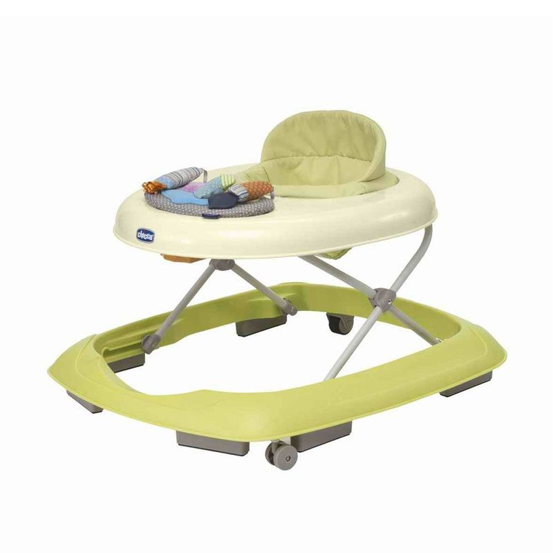 Chicco Paint Baby Walker Green