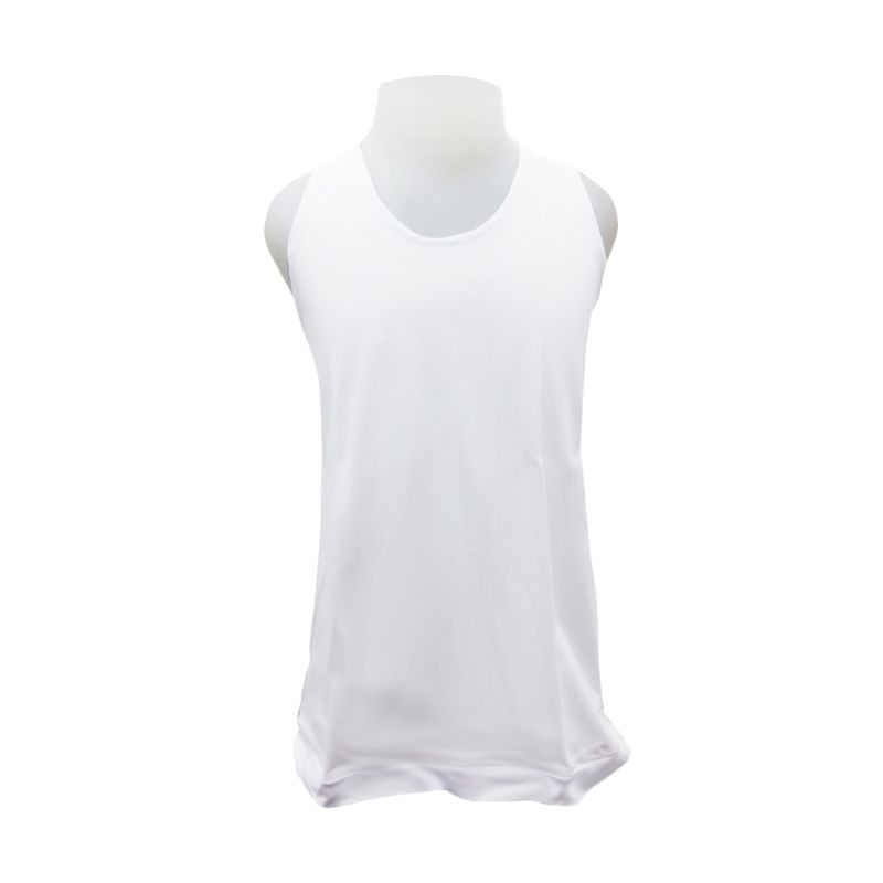 Chicford Children Vest White T-Shirt