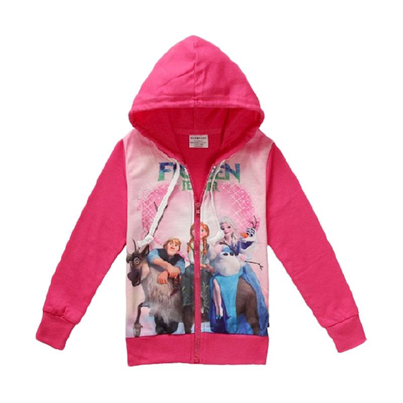 harga Chloe?s Clozette JA-08 Frozen Fever Jacket Anak Blibli.com