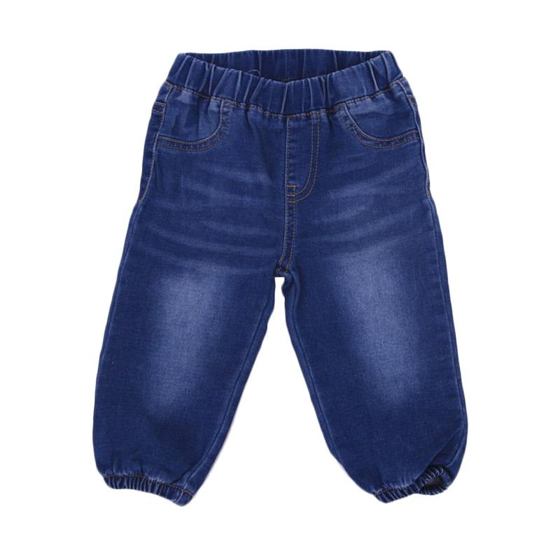 Chloe Babyshop Jogger Jeans F852 Celana Bayi