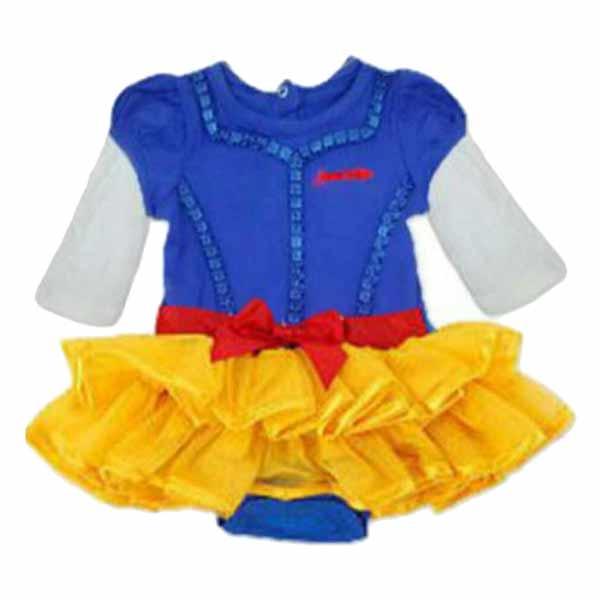 Chloe babyshop Romper Snow White F628 Jumpsuit Anak