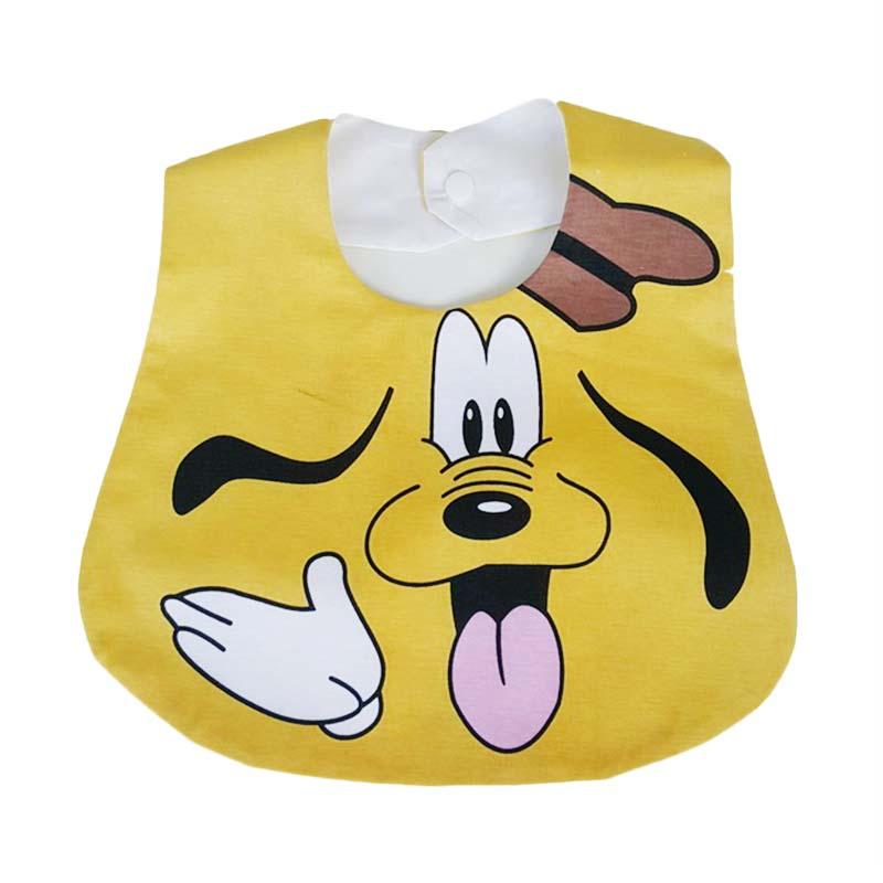 Chloe Babyshop Pluto BB2 Sleber Bib
