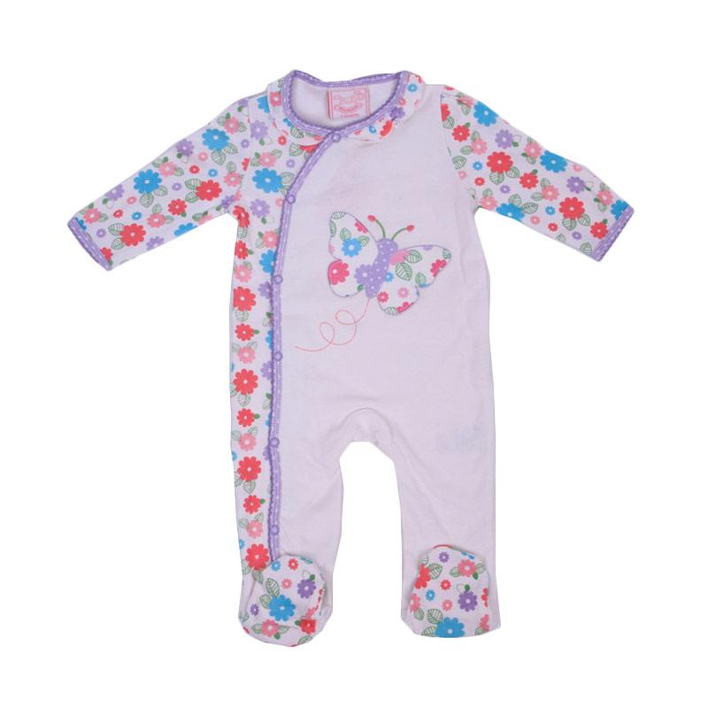 Chloe Babyshop C56 Sleepsuite Butterfly Jumpsuit