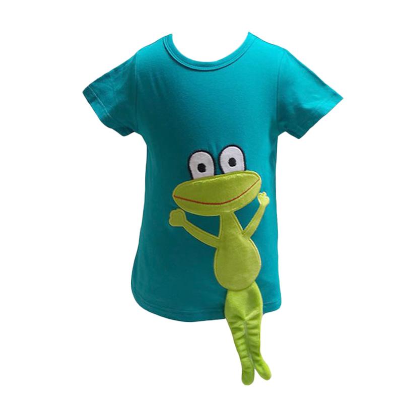 Chloe Babyshop C65 3D Frog T-shirt