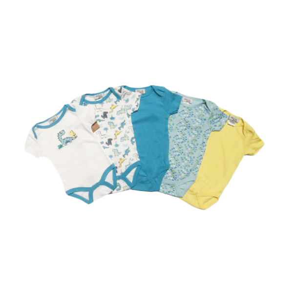 Chloe Babyshop Dino F880 Jumper - MultiColour [5 pcs]