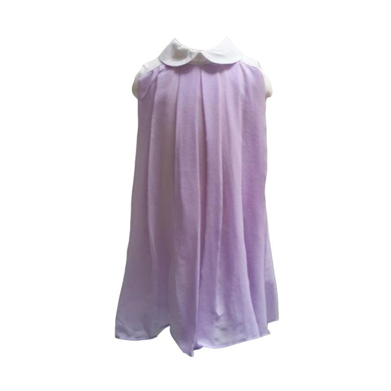 Chloe Babyshop Kra C67 Dress Anak - Purple