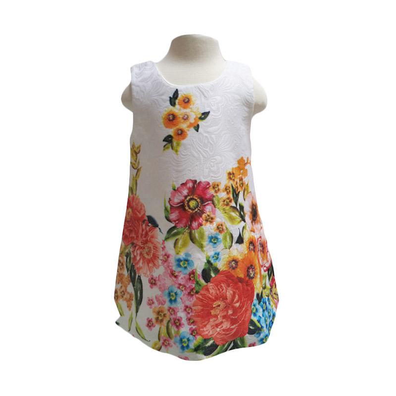 Chloe Babyshop Flower Rose C7 Dress Anak