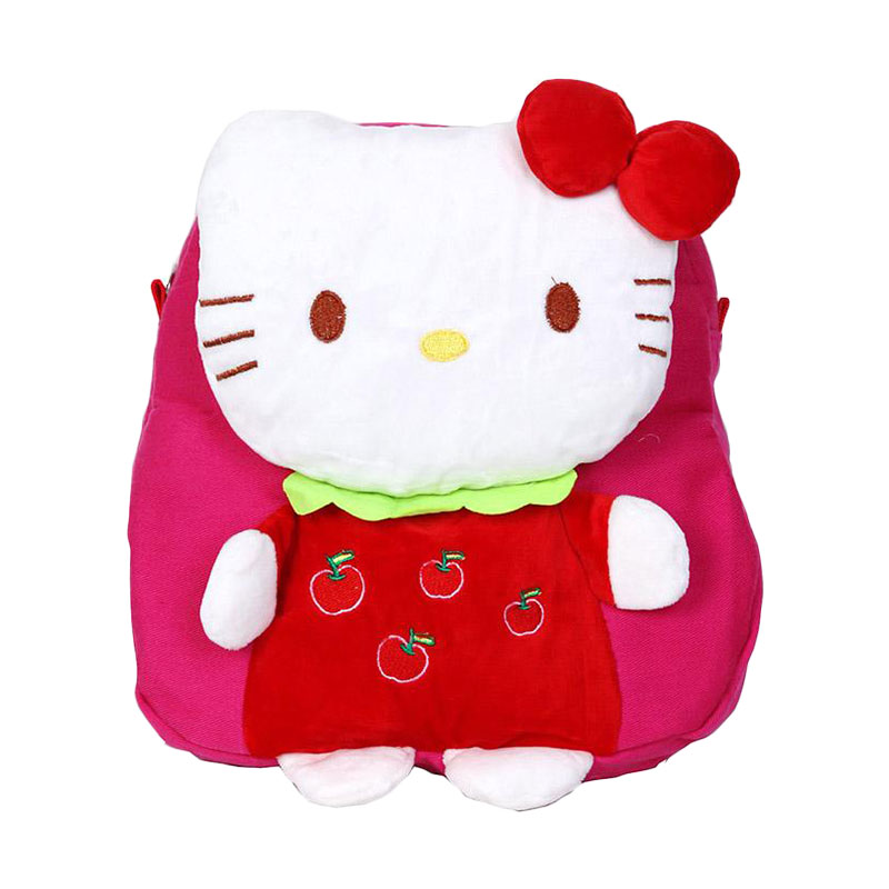Monday Moms Day - Chloe Babyshop Hello Kitty C7 Pink Tua Backpack