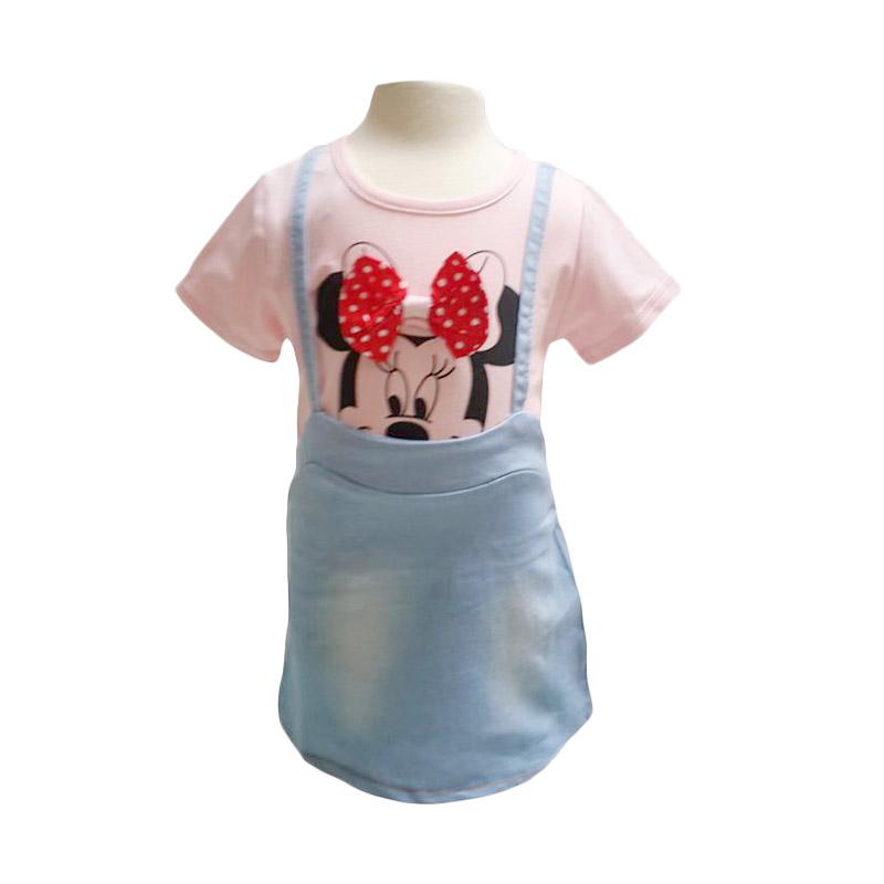 Chloe Babyshop Mickey C10 Suspender - Pink