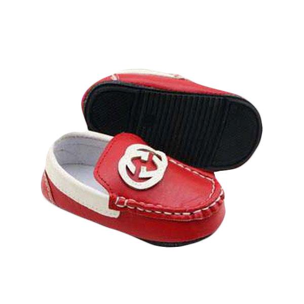 Chloe Babyshop Pws Baby Moch S144 Sepatu Anak - Red