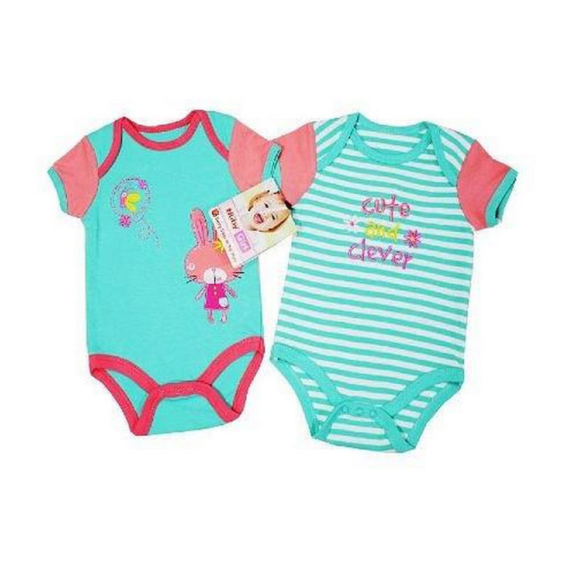Chloe Babyshop Romper 2 in 1 Cute N Cleaver F892 Jumpsuit Bayi
