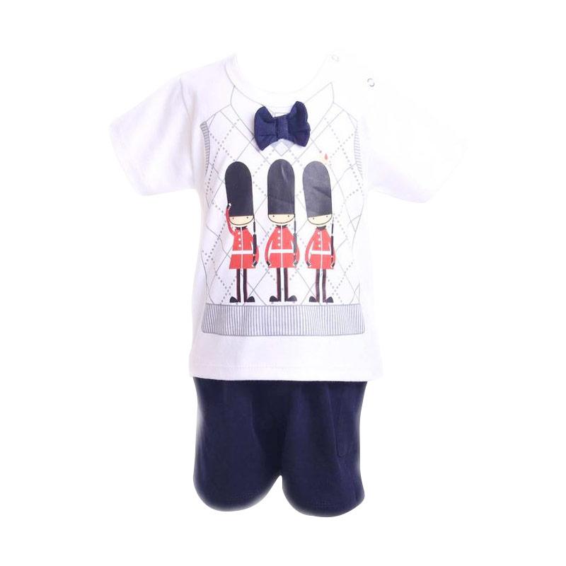 Chloe Babyshop Prajurit F902 Setelan Pakaian Anak