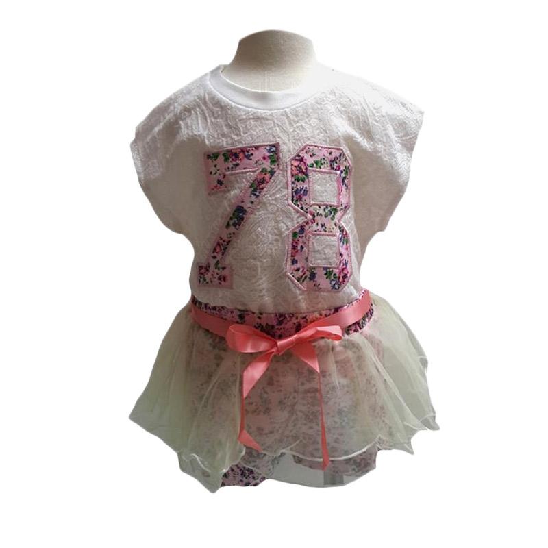 Chloe Babyshop Shirt 78 + Pants C20 Setelan Anak Perempuan