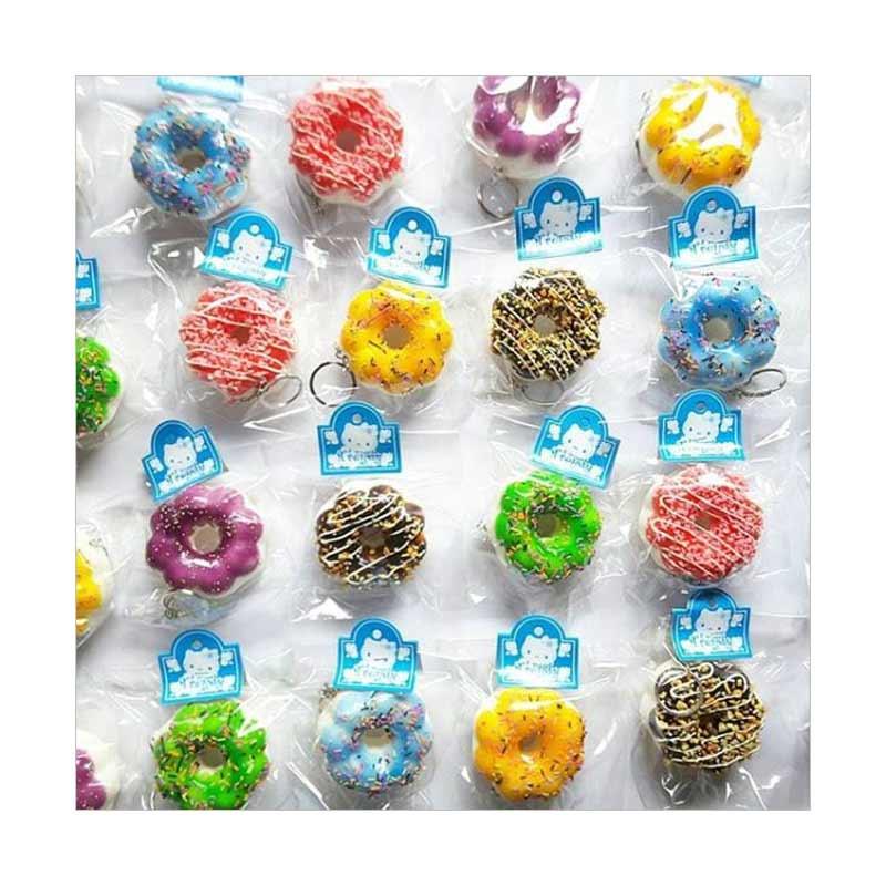 Squishy Dan Slime : Jual Chocobi Slime Big Doughnut Squishy Mainan Anak Online - Harga & Kualitas Terjamin Blibli.com