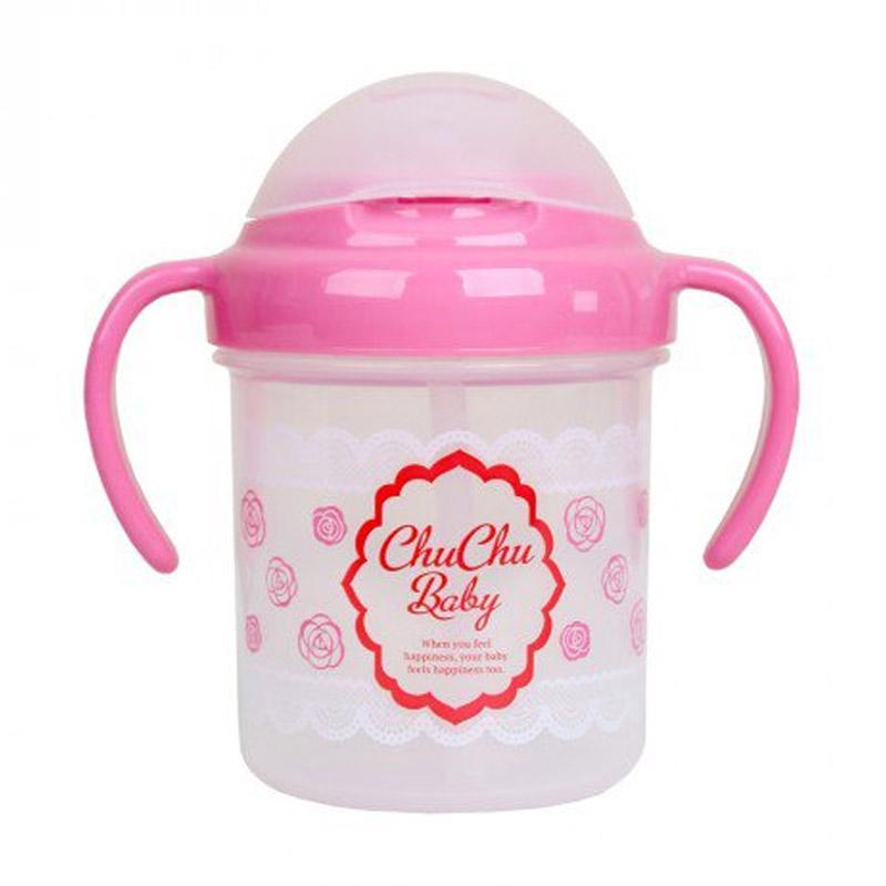 Chuchu Straw Mug Girls [200 ml]